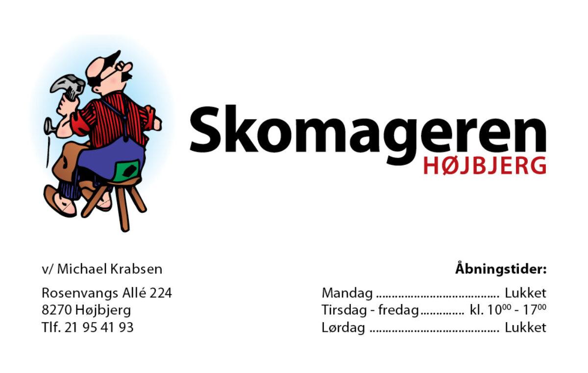 SKOMAGEREN Højbjerg